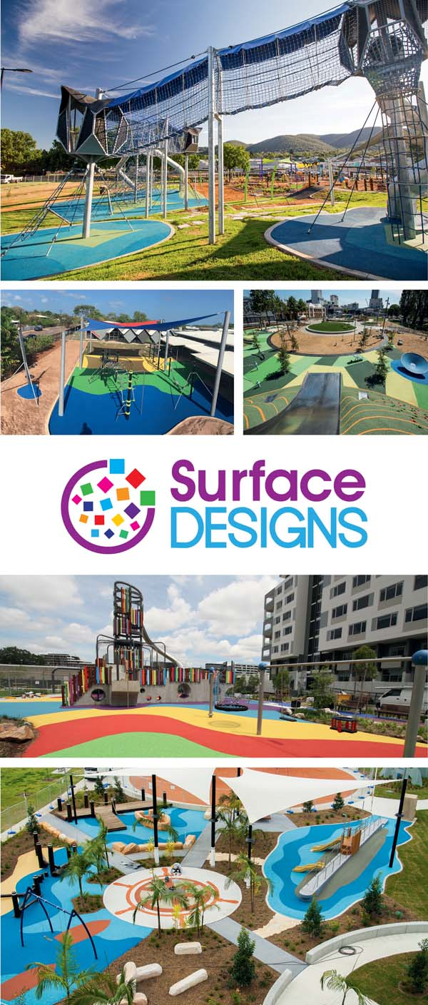 Surface designs ods for Surface design landscape