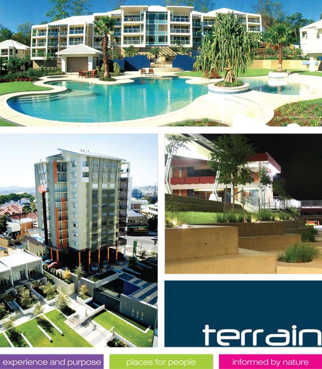 Terrain consultants pty ltd aila member ods for Terrain landscape architecture