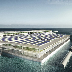 Are Floating Farms the Answer?