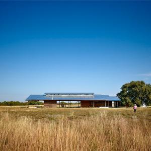 Texas Solar Powered Pavillion 2