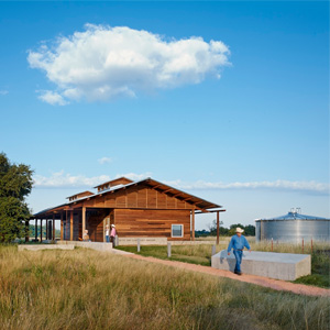 Texas Solar Powered Pavillion 4