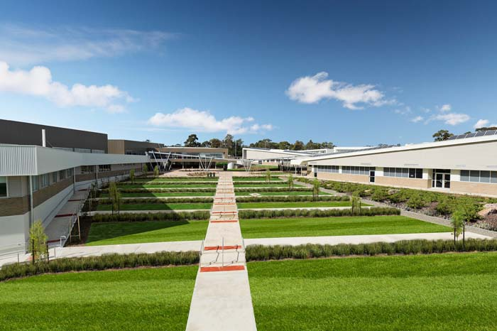 Building the nation s future exemplary project ods for Landscape architecture courses adelaide