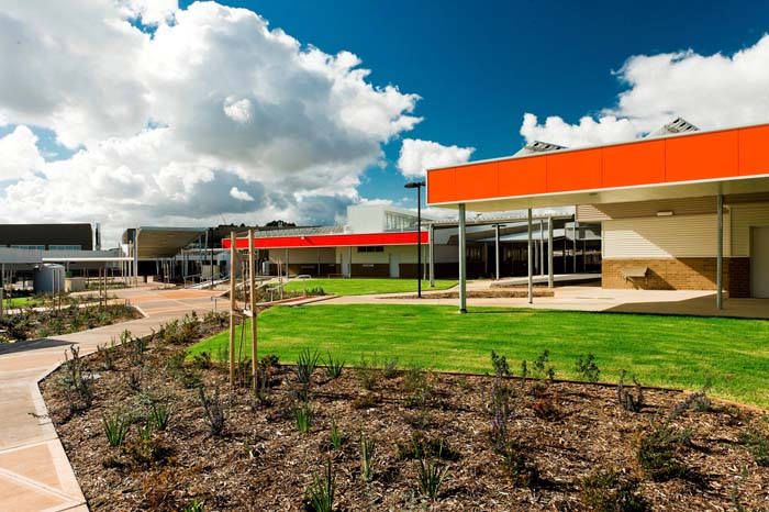 Building the nation s future exemplary project ods for Landscape contractors adelaide
