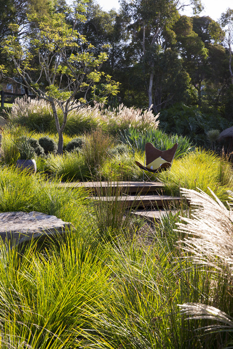 Tips for a low cost and low maintenance garden project ods for Soft landscape materials