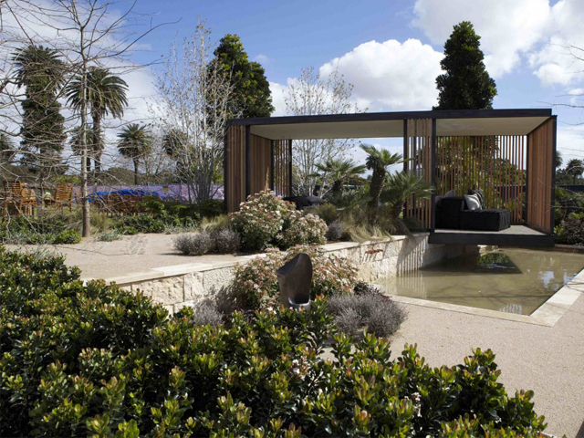 The australian garden show 2014 project ods for Soft landscape materials