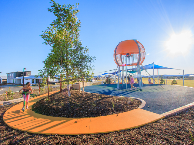 Bells reach playground project ods for Jellyfish chair design within reach