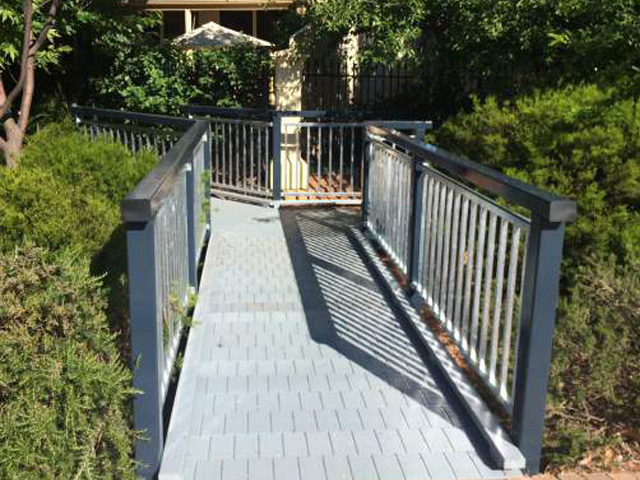 9 revamped bridges for south australia project ods for Landscapers adelaide western suburbs