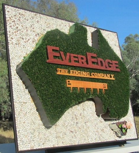 Everedge available australia wide product ods for Soft landscape materials