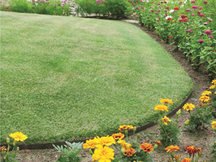 Perfect edging made simple product ods for Soft landscape materials