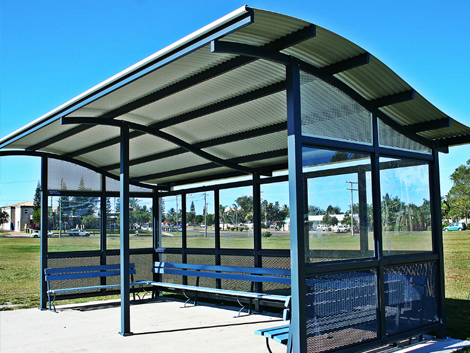 Custom And Prefab Bus Shelters Product Ods