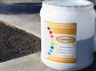Expand Your Business - Rubber wetpour surfacing | A1RUBBERAUGUSTONE | ODS