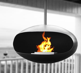Cocoon, Bio-Fuel fire | AgnewsOctone | ODS