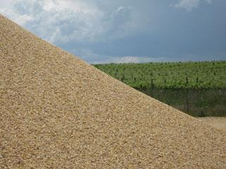 Cowra quartz pebble ods for Soft landscape materials