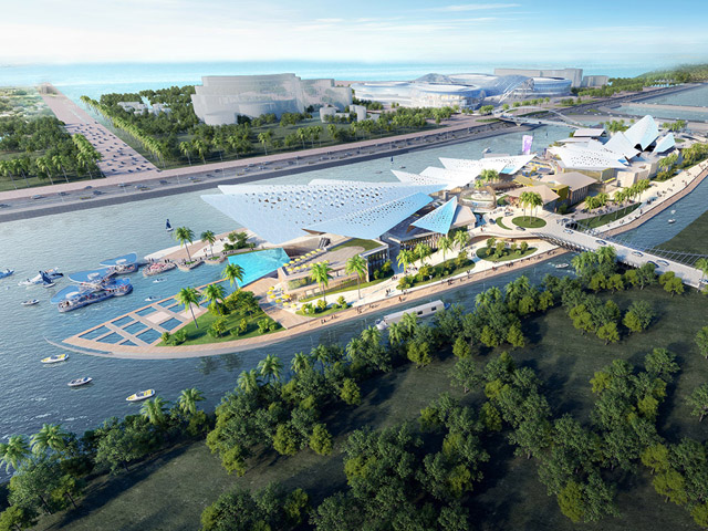 Reclaimed Island Becomes Entertainment Paradise | Benoy72-2017032214901549635738 | ODS