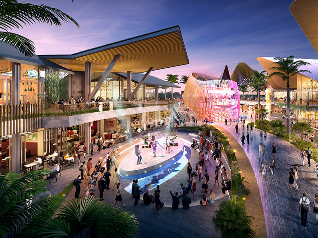Reclaimed Island Becomes Entertainment Paradise | Benoy74-2017032214901549638502 | ODS