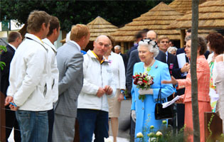 Who led Australia to a win at Chelsea Flower Show?   ChelseaFlowerShowFour   ODS
