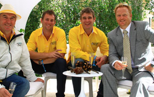 Who led Australia to a win at Chelsea Flower Show?   ChelseaFlowerShowThree   ODS