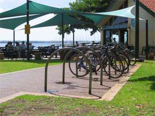 Bicycle parking standards | Corathree | ODS