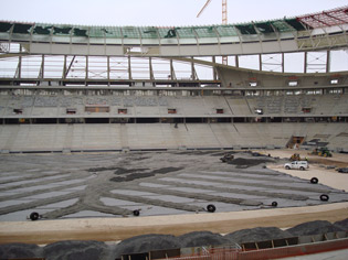 Aussie manufacturer scores first goal | FIFA-soccer-stadium | ODS