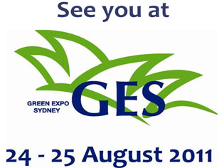 Green Expo Sydney Is Coming | GESlogophoto | ODS