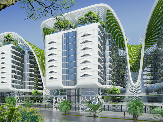 Sustainable Architecture ODS