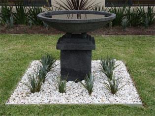 Aluminium garden edging ODS