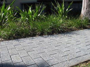 Permeable Paving   HydroconOCTthree   ODS