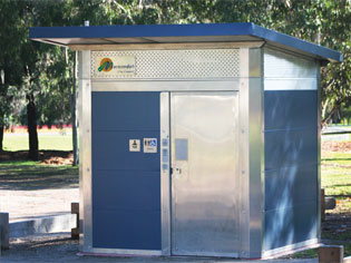 Mettros™ Anti Vandal Restroom   LANDMARKPROAUGUSTONE   ODS