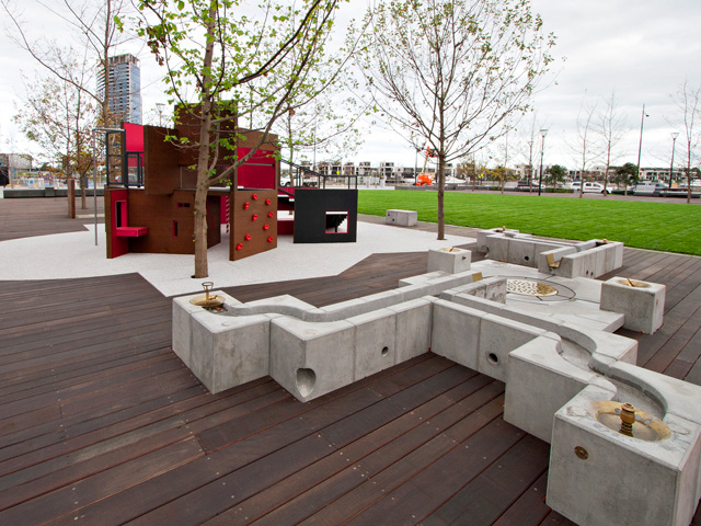 Docklands Project Wins Landscape Of The Year Ods