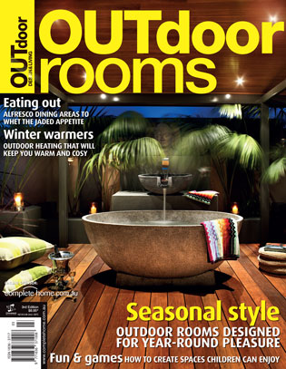 Outdoor Rooms goes bi-monthly | ODR003cover | ODS