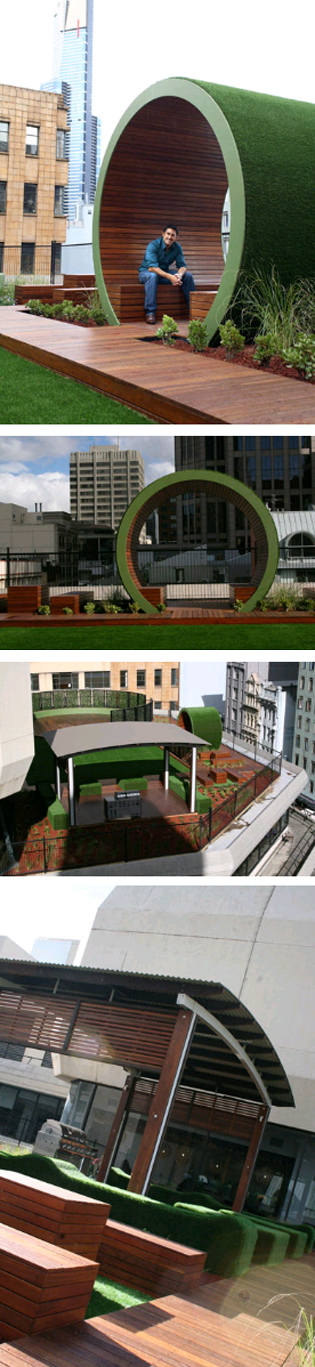 Green outdoor room in the heart of Melbourne | Origin-Balcony-1 | ODS