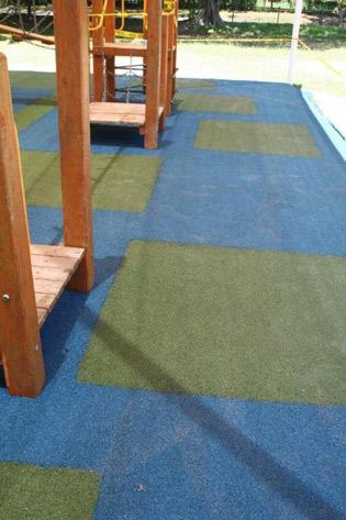 Revolutionising playground safety   Playsoft-Rubber--Sandgate-0   ODS