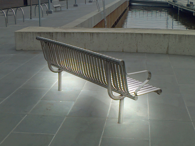 Street Furniture Lights the Way | TRJ11 | ODS