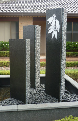 Wow factor water features | Woronora-DD-3 | ODS