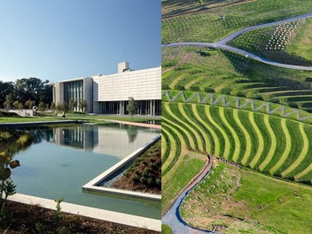 Not in my backyard ods for Landscape architect canberra