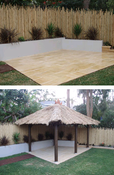 Eco-friendly Bamboo Screens and Fences | bamboo | ODS