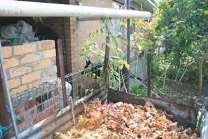 Leaf compost | compost2 | ODS