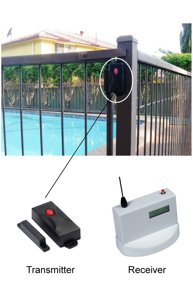 A New Generation In Swimming Pool Gate Alarms Ods