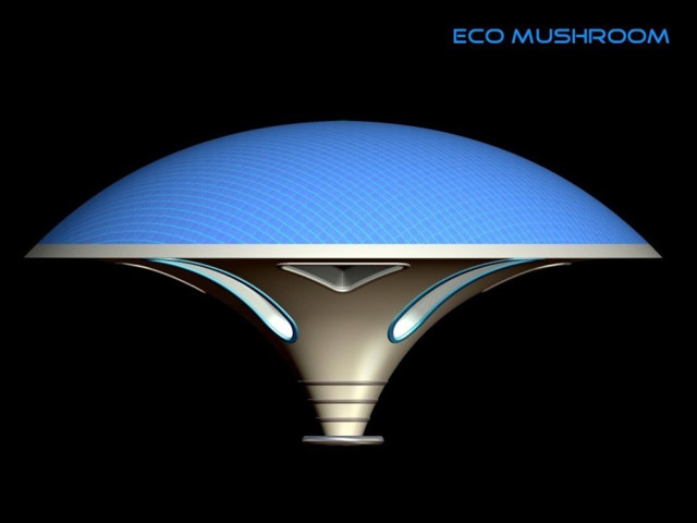New Direction in Street Lighting | eco mushroom 11-2016011314526612323753 | ODS