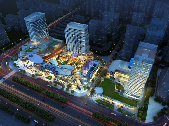 China's Green Park Mall | leisure1-2016072014690015483821 | ODS