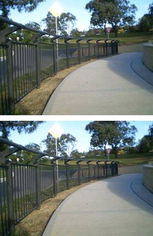'Roocycle' bikeway fence | moodie_1_l | ODS