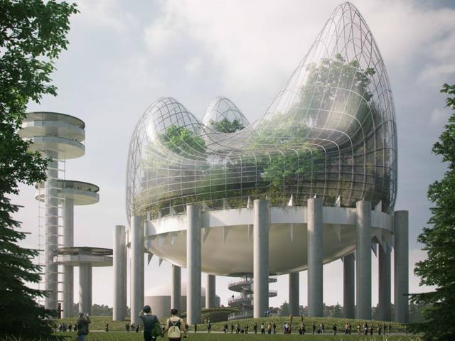 Greenhouse Pavilion a Winner | pavilion1-2016081714714009187081 | ODS