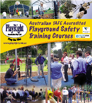 Playground Safety Training Courses | play-right_l | ODS