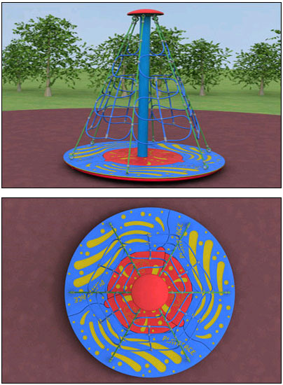 Playground equipment at its best | playspace_2 | ODS