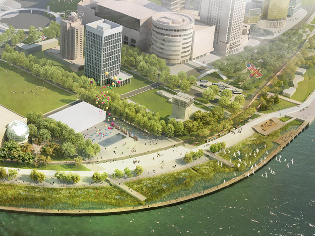 Shanghai Waterfront Gets New Life | shanghai0-2016062814671070769599 | ODS