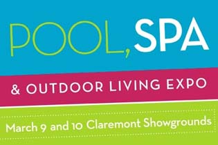 Don t miss the boat on the pool spa outdoor living expo for Pool and spa show wa