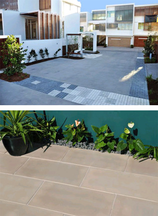 Concrete pavers, large and small, by Stone Directions | stone_directions3 | ODS
