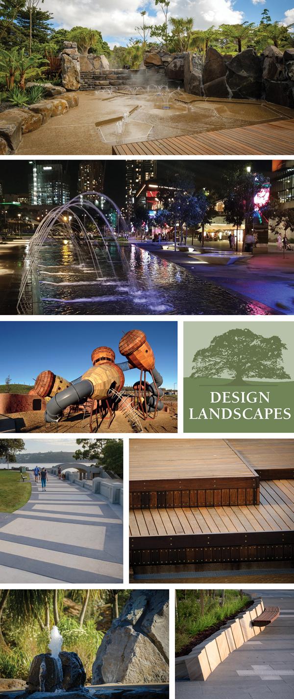 Design Landscapes Australia Pty Ltd Ods