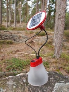 Solar lamps which cater to everyone on the spectrum