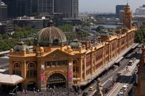 Jury arrives on finalists for Flinders Street Station Design Competition